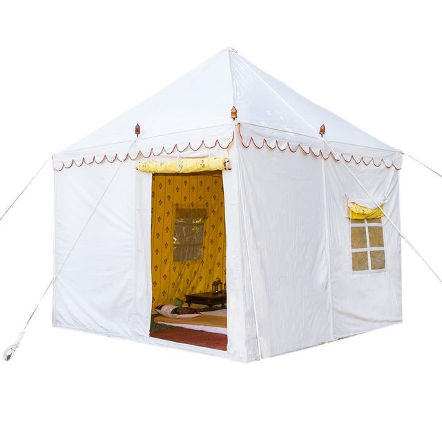Contemporary Maharani Garden Tent For Sale - Image 13 of 13