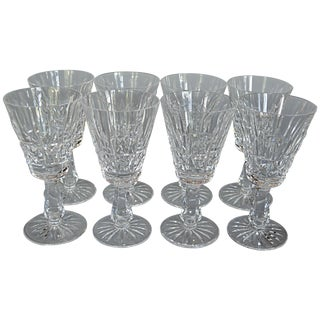 Waterford Wine Glasses - Set of 8 For Sale