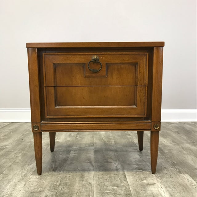 Basic Witz Mid Century Nightstands - a Pair - Image 6 of 11