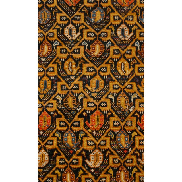 """Early 20th Century Persian Lori Runner - 39"""" x 100"""" For Sale - Image 4 of 5"""