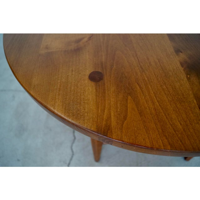 Wood Monterey Mission Coffee Table For Sale - Image 7 of 13