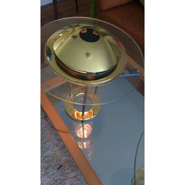 Brass Vintage Sonneman Kovacs Saturn Desk Lamp - A Pair For Sale - Image 7 of 7