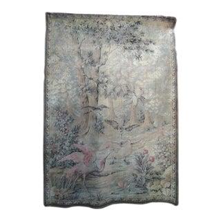 Antique Crane Goose Duck Tapestry