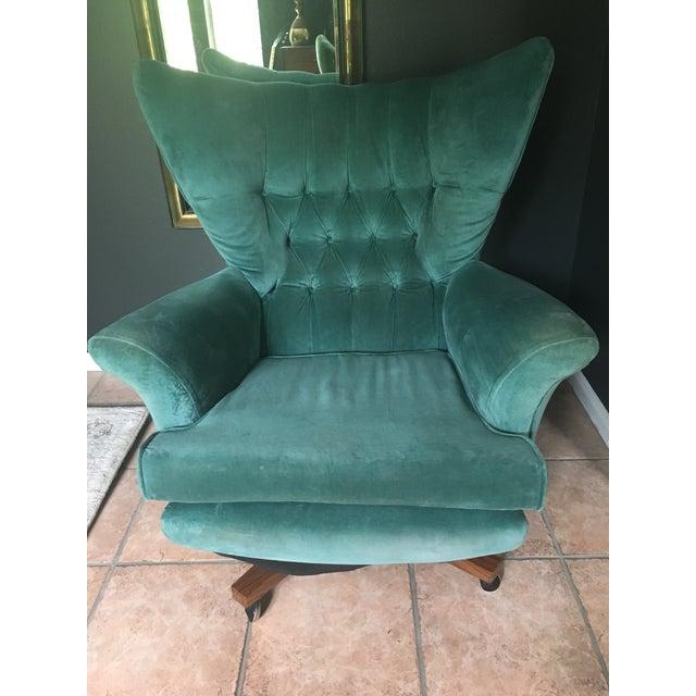 Mid-Century G-Plan Blofeld 6250 Lounge Chair - Image 5 of 8