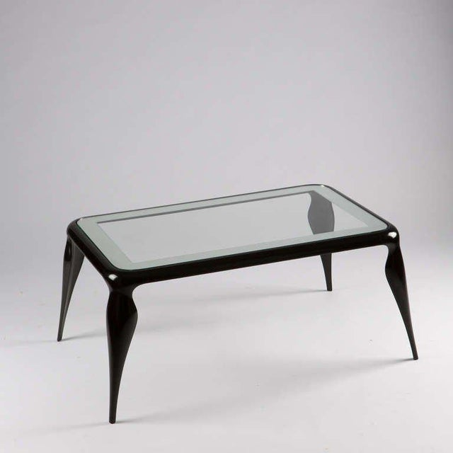 Pietro Chiesa Coffee Table for Fontana Arte For Sale - Image 10 of 10