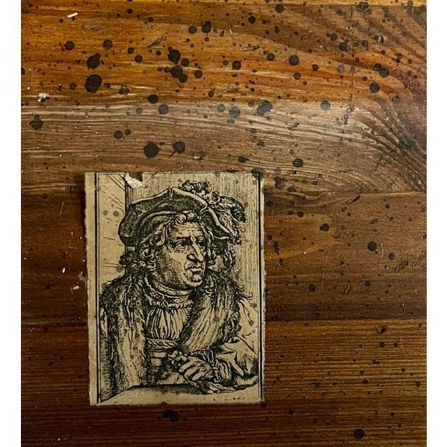Antique Spanish Colonial Style Artitalia - Libreria Dama Open Bookcase For Sale - Image 4 of 7