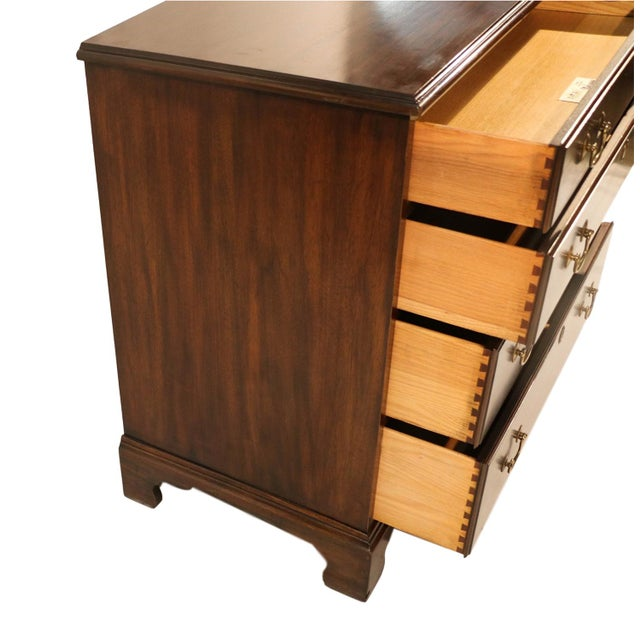 Henkel Harris Mahogany Chest - Image 4 of 10