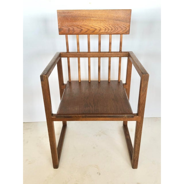 MidCentury Art Studio Side Chair. We have 4 chairs available.