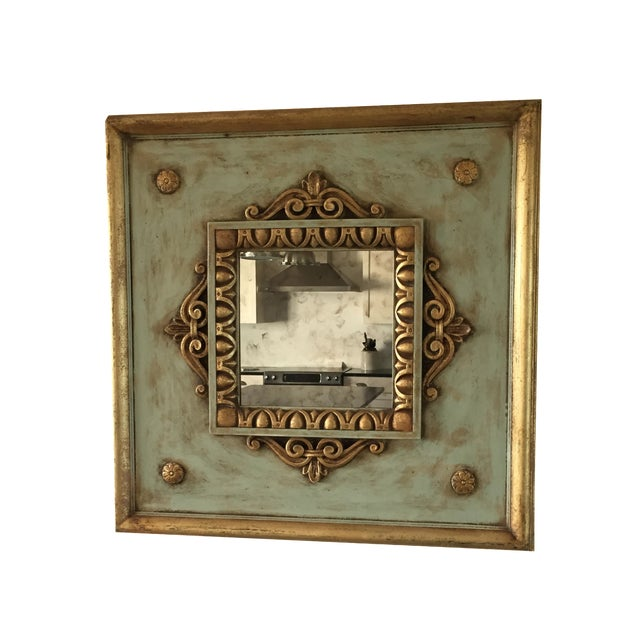 Florentine Mirror by Roma Moulding - Image 1 of 5