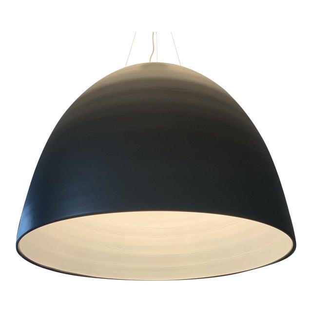 check out 75653 b5386 Ernesto Gismondi Oversized Bell Pendant Light