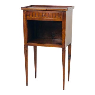 Louis XVI Fruit Wood Side Table, France Circa 1780 For Sale