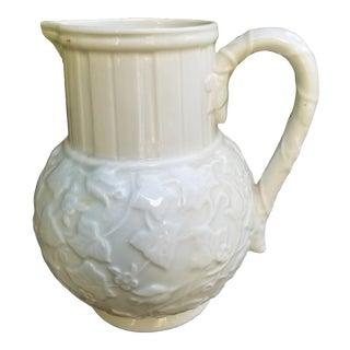 Vintage Mid-Century Ceramic Jug For Sale