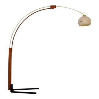 Mid-Century Modern Nova Lighting Arc Floor Lamp
