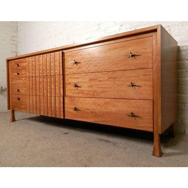 John Widdicomb Mid-Century Dresser For Sale - Image 9 of 9