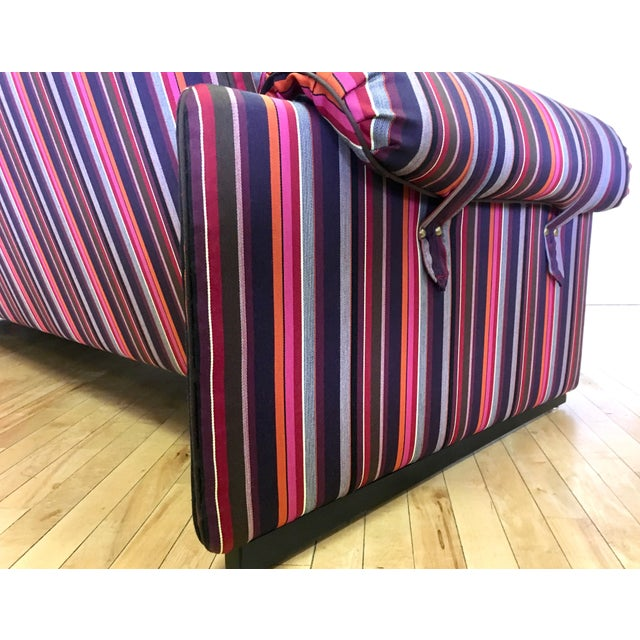 Mid-Century Vintage John Stuart Sofa Couch For Sale In Cleveland - Image 6 of 10