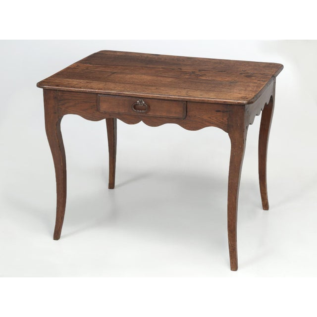 French Louis XV Style Ladies Writing Desk For Sale - Image 11 of 11