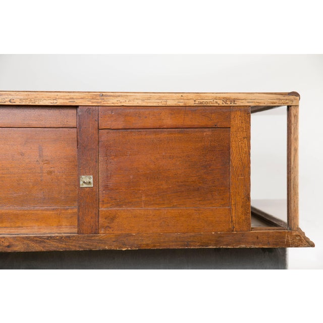 1900 - 1909 C.J. Raymond Display Cabinet For Sale - Image 5 of 10