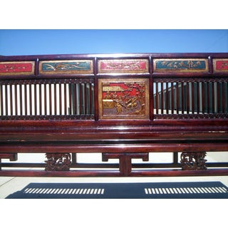 17th Century Qing Dynasty Chinese Bench Preview