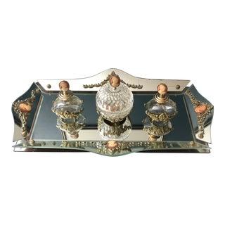 Hollywood Regency Dresser Set For Sale