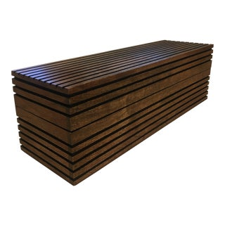 Arteriors Wood Trinity Box For Sale