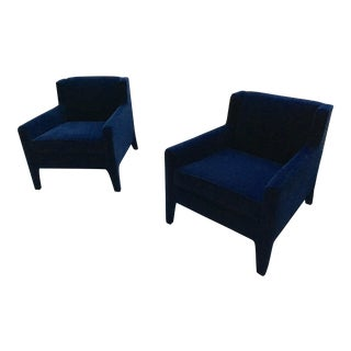 Mitchell Gold Trent Chairs - a Pair For Sale