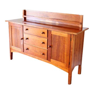 Pennsylvania House Shaker Sideboard Server