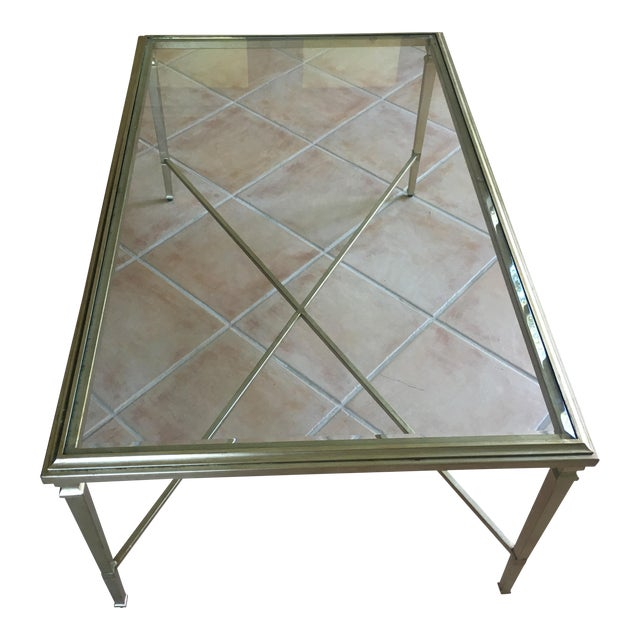 Ethan Allen Heron Coffee Table For Sale