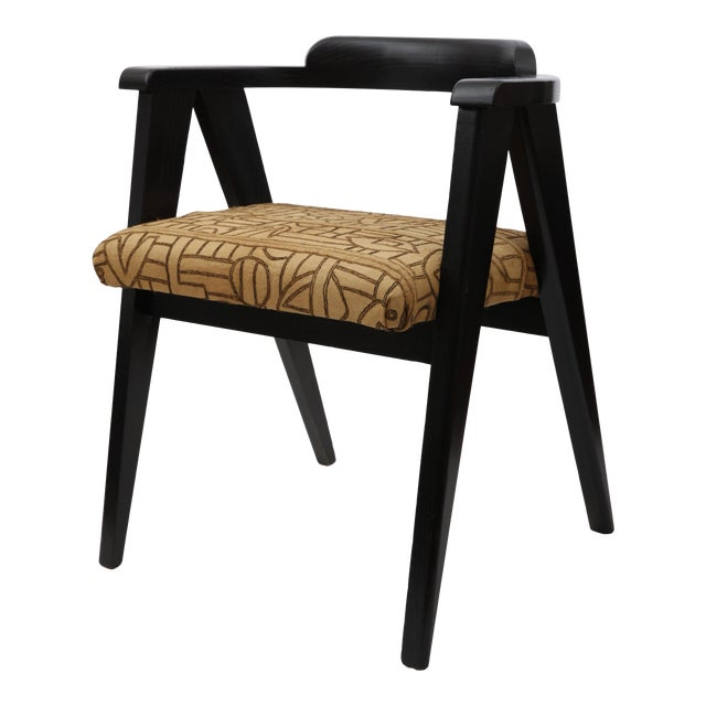 Allan Gould Compass Chair For Sale