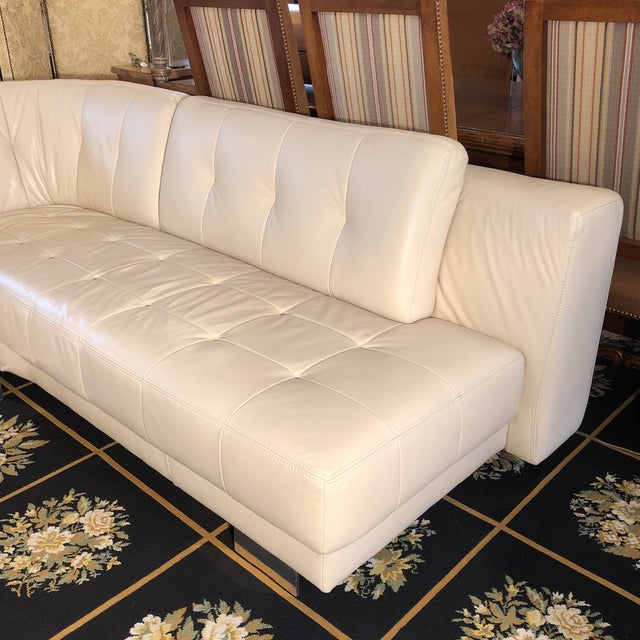 W. Schillig Carousel Sectional For Sale - Image 5 of 12