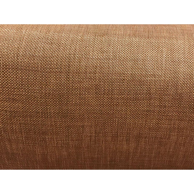 Mahogany Hickory Chair Modern Bird Wing Chair For Sale - Image 7 of 7