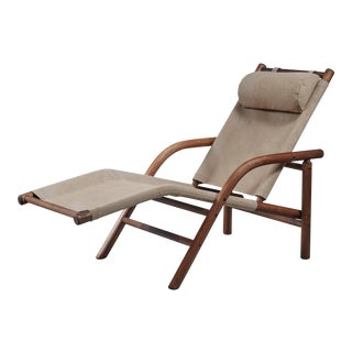 Ben af Schulten lounge chair, Finland, 1970s For Sale