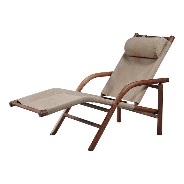 Ben af Schulten lounge chair, Finland, 1970s For Sale
