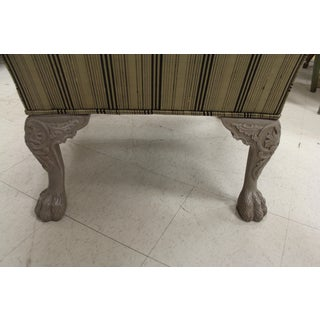 1990s Vintage Henredon Natchez Collection-Library Chair Preview