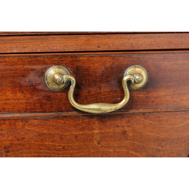English mahogany night stand For Sale In West Palm - Image 6 of 10
