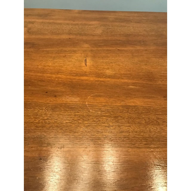 Danish Modern Dining Table with Two Leaves - Image 6 of 11