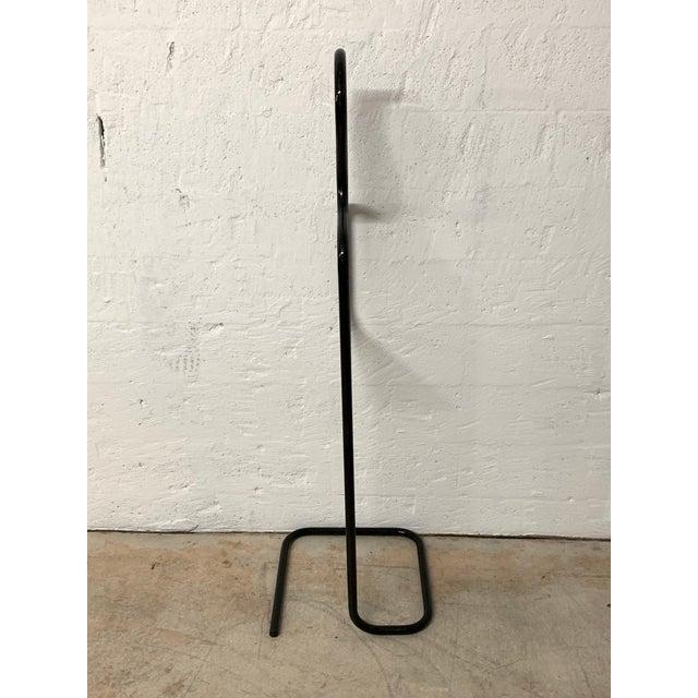 Metal Pierre Cardin Figural and Sculptural Valet Coat or Towel Rack For Sale - Image 7 of 10