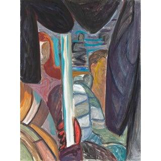 "William Eckhardt Kohler, ""Elbows - Curtains"" For Sale"