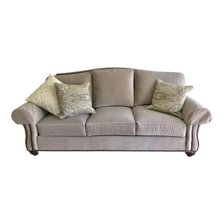 Ethan Allen Whitney Sofa For Sale