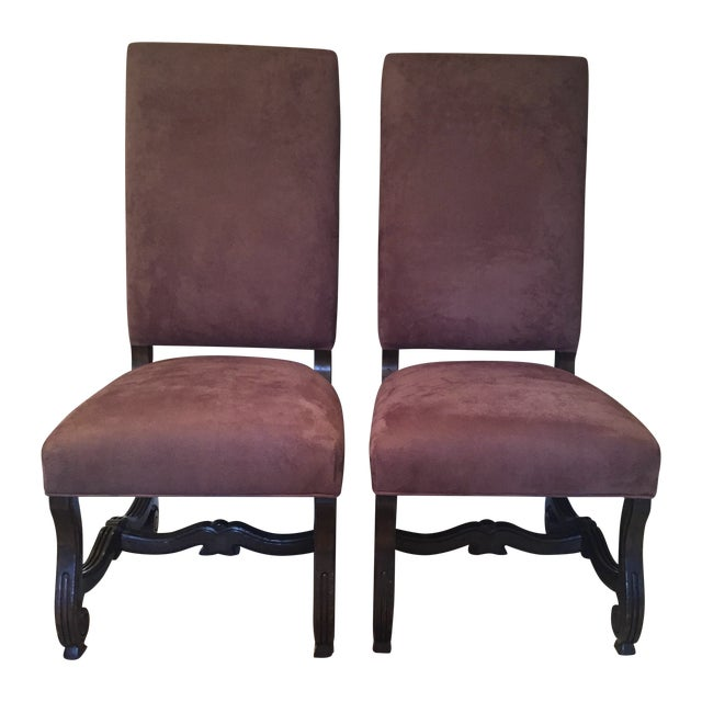 Dining Chairs - Set of 8 - Image 1 of 7