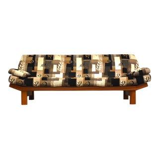 Danish Modern Teak Sofa Mid Century Modern For Sale