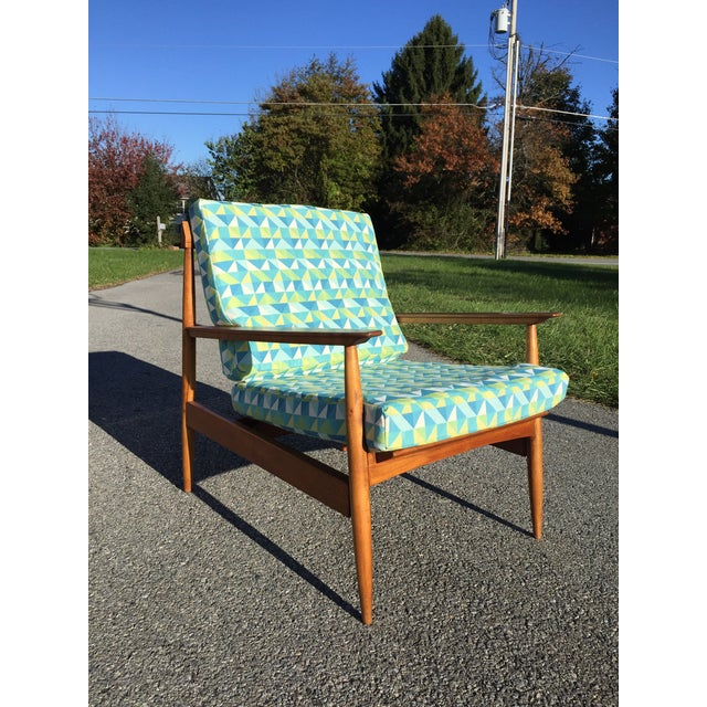 Knoll Antimott Lounge Chair For Sale - Image 13 of 13