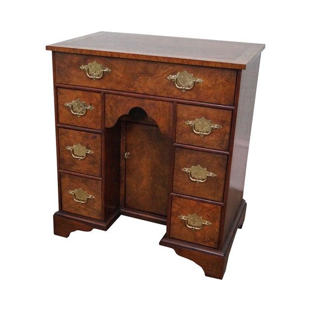 Baker George II English Style Knee Hole Desk - Image 1 of 10