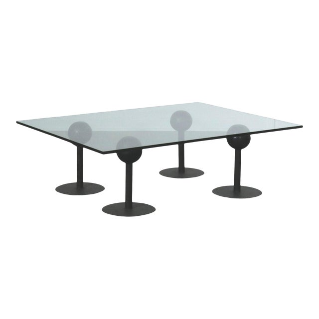 1982 France Philippe Starck Coffee Table for Les Trois Suisses Coffee Table For Sale