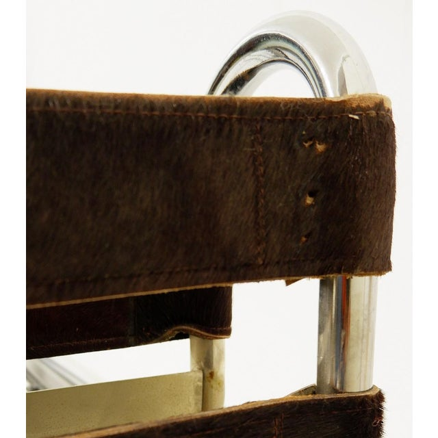 Bauhaus Wassily Daybed by Marcel Breuer For Sale - Image 6 of 10