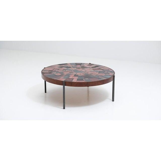 ROGIER VANDEWEGHE AMPHORA COFFEE TABLE - Image 6 of 9