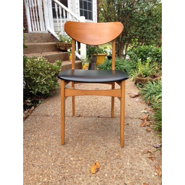 Yugoslavian Mid-Century Side Chair - Image 2 of 6