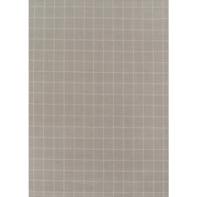 Gray Erin Gates by Momeni Marlborough Deerfield Grey Hand Woven Wool Area Rug - 8′ × 10′ For Sale - Image 8 of 8