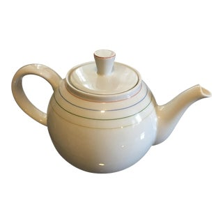 1970's Arzberg German Teapot For Sale