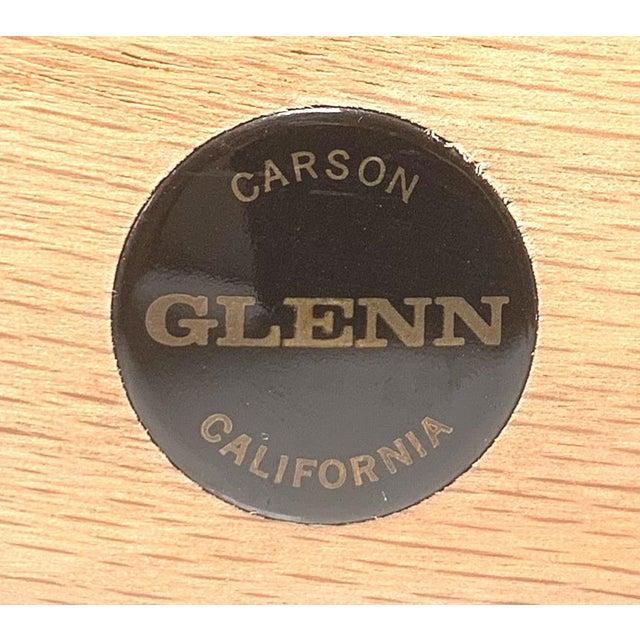 1950s John Kapel Walnut Tall Dresser for Glenn of California For Sale - Image 10 of 11
