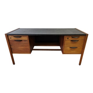 1960s Jens Risom Executive Desk For Sale
